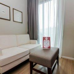 Отель NIDA Rooms Luxury Chalong Pier комната для гостей
