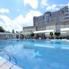 Отель Jannat Regency Бишкек бассейн фото 3