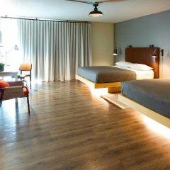 Отель MOXY Phoenix Tempe/ASU Area комната для гостей фото 3
