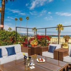 Отель Milo Santa Barbara балкон