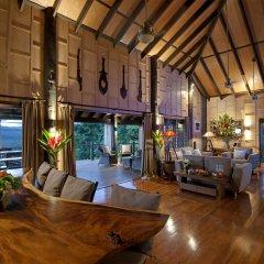 Отель Emaho Sekawa Resort Фиджи, Савусаву - отзывы, цены и фото номеров - забронировать отель Emaho Sekawa Resort онлайн интерьер отеля фото 2