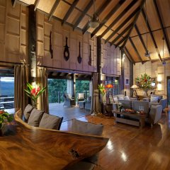 Отель Emaho Sekawa Fiji Luxury Resort Савусаву интерьер отеля фото 2