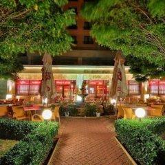 Отель Paradise Green Park питание фото 2