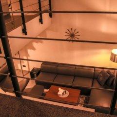 Отель BlueStone Boarding Apartments Германия, Дюссельдорф - отзывы, цены и фото номеров - забронировать отель BlueStone Boarding Apartments онлайн интерьер отеля фото 2