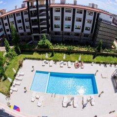 Отель Галерий Суитс бассейн фото 2