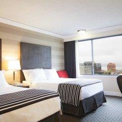 Отель Sandman Hotel Vancouver City Centre Канада, Ванкувер - отзывы, цены и фото номеров - забронировать отель Sandman Hotel Vancouver City Centre онлайн комната для гостей фото 3
