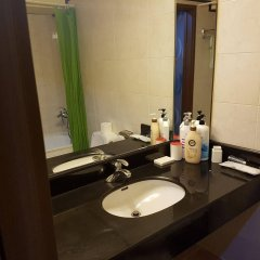 Hotel At Home ванная