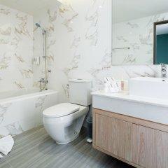 Отель TRANZ Бангкок ванная фото 2