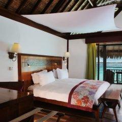 Отель Sofitel Bora Bora Private Island Французская Полинезия, Бора-Бора - отзывы, цены и фото номеров - забронировать отель Sofitel Bora Bora Private Island онлайн комната для гостей фото 3