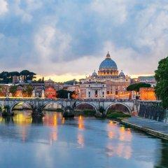 Отель The Westin Excelsior, Rome Рим приотельная территория