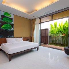 Отель Aqua A1 комната для гостей