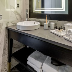 Отель и Спа Le Damantin Франция, Париж - отзывы, цены и фото номеров - забронировать отель и Спа Le Damantin онлайн ванная фото 2