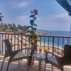 Отель 777 Beach Guesthouse Кипр, Пафос - отзывы, цены и фото номеров - забронировать отель 777 Beach Guesthouse онлайн балкон