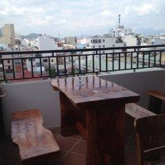 Bondi Backpackers Nha Trang - Hostel Нячанг балкон