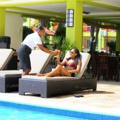 Отель Oasis Resort бассейн фото 3