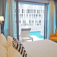 Отель BlueSotel Krabi Ao Nang Beach балкон