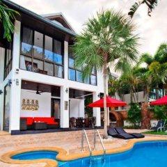 Отель Villa Jovani бассейн
