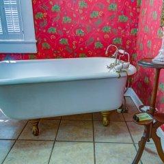 Отель Steele Cottage США, Виксбург - отзывы, цены и фото номеров - забронировать отель Steele Cottage онлайн ванная фото 2