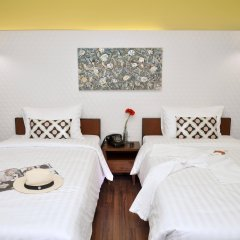Отель RetrOasis Таиланд, Бангкок - отзывы, цены и фото номеров - забронировать отель RetrOasis онлайн комната для гостей фото 3