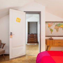 Yes! Lisbon Hostel Лиссабон комната для гостей фото 5