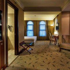 Отель Crowne Plaza Istanbul - Old City Стамбул комната для гостей фото 2