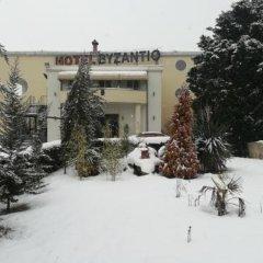Byzantio Hotel Салоники спортивное сооружение