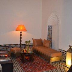 Отель Riad Azahra Марокко, Рабат - отзывы, цены и фото номеров - забронировать отель Riad Azahra онлайн интерьер отеля