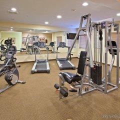 Отель Candlewood Suites Lafayette фитнесс-зал