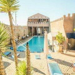 Отель Kasbah Le Mirage бассейн фото 2