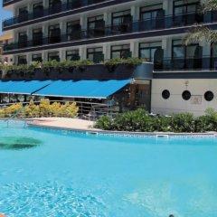 Отель Blaucel - Blanes Бланес бассейн фото 2