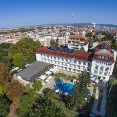 Отель Melsa COOP Hotel Болгария, Несебр - отзывы, цены и фото номеров - забронировать отель Melsa COOP Hotel онлайн бассейн