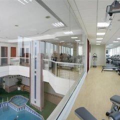 Отель Ramada Beach Аджман фитнесс-зал фото 2