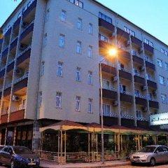 Othello Hotel Турция, Мерсин - отзывы, цены и фото номеров - забронировать отель Othello Hotel онлайн вид на фасад фото 3