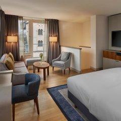Отель Hilton Cologne комната для гостей фото 12