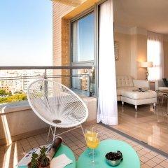 Отель ApartUP Green Opera Views Испания, Валенсия - отзывы, цены и фото номеров - забронировать отель ApartUP Green Opera Views онлайн балкон