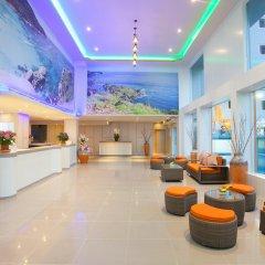 Chabana Kamala Hotel интерьер отеля
