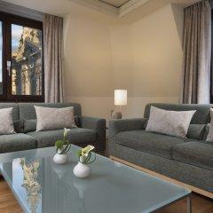 Отель Hilton Dresden комната для гостей
