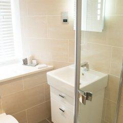 Отель Clarendon Burleigh Mansions ванная