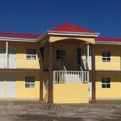Отель Hacienda Bustillos парковка
