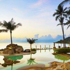 Отель Sheraton Samui Resort пляж фото 2
