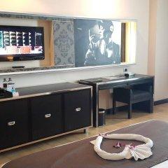 Отель Way Hotel Таиланд, Паттайя - 2 отзыва об отеле, цены и фото номеров - забронировать отель Way Hotel онлайн удобства в номере фото 2
