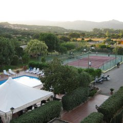 Hotel Le Mimose спортивное сооружение