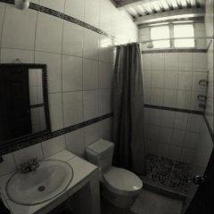 Отель Casa Doña Elena B&B Копан-Руинас ванная фото 2