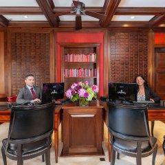 Отель Fitzpatrick Manhattan Hotel США, Нью-Йорк - отзывы, цены и фото номеров - забронировать отель Fitzpatrick Manhattan Hotel онлайн интерьер отеля фото 3