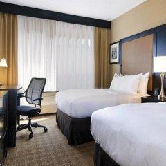 Отель Hilton Québec Канада, Квебек - отзывы, цены и фото номеров - забронировать отель Hilton Québec онлайн комната для гостей фото 2