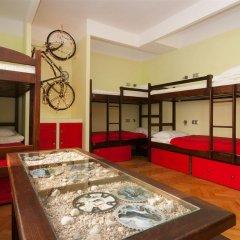 Hostel Helvetia комната для гостей