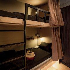 Born Free Hostel Vista Бангкок сейф в номере