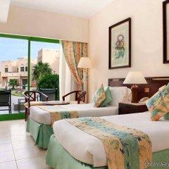 Отель Хилтон Хургада Резорт комната для гостей фото 2