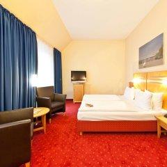 Отель Novum Hotel Gates Berlin Charlottenburg Германия, Берлин - 13 отзывов об отеле, цены и фото номеров - забронировать отель Novum Hotel Gates Berlin Charlottenburg онлайн комната для гостей фото 5