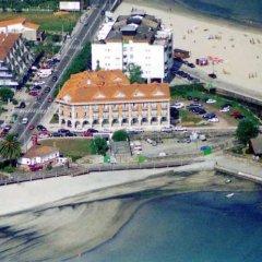 Отель Bahía Bayona Испания, Байона - отзывы, цены и фото номеров - забронировать отель Bahía Bayona онлайн бассейн